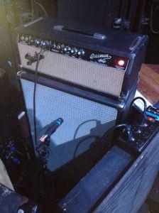 bassman stage